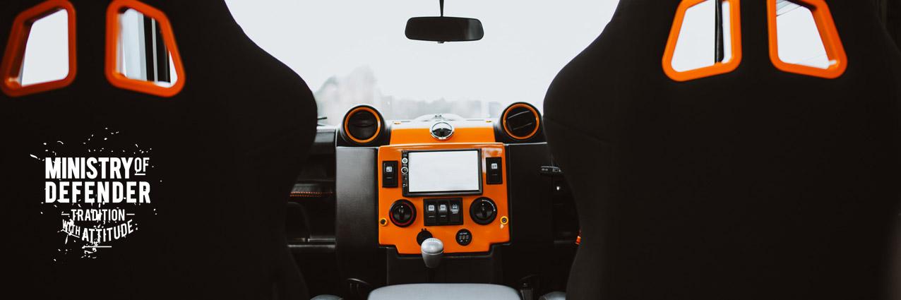 The Ultimate Interior Upgrade - Our Puma Dashboard™ Conversion...