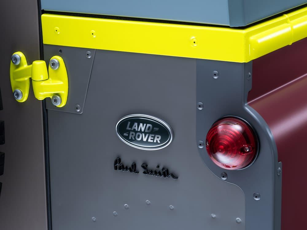 Paul Smith & Land Rover